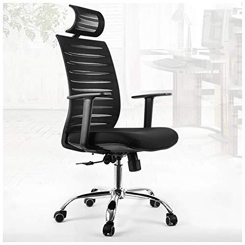 Bürostuhl mit Armlehnenlift Drehstuhl Home Computer Stuhl Bürostuhl MISU