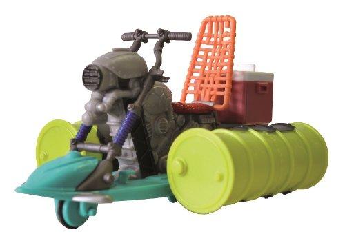 Tmnt 5444 - Vehículo para Tortuga Ninja (figura de tortuga no incluida)