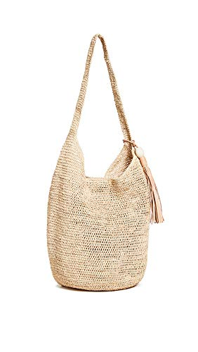 Mar Y Sol Women's Augusta Tote, Natural, Tan, One Size
