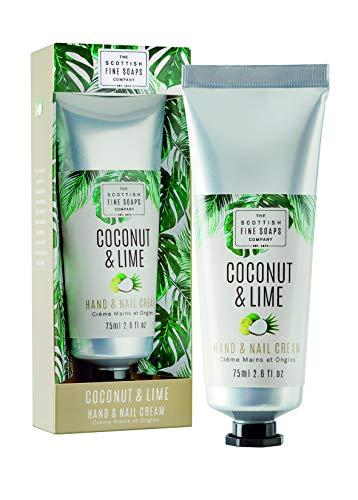 Crème Mains et Ongles Coconut - 75 ML