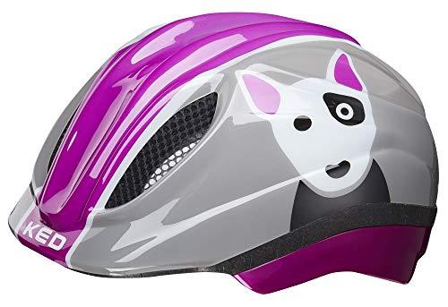 KED Meggy Trend Helmet Kinder Dog Violet Kopfumfang M | 52-58cm 2019 Fahrradhelm