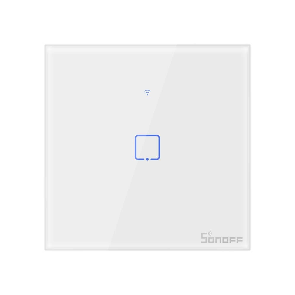 Kabelloser Smart Lichtschalter Einfach mit Amazon Alexa oder Google Home