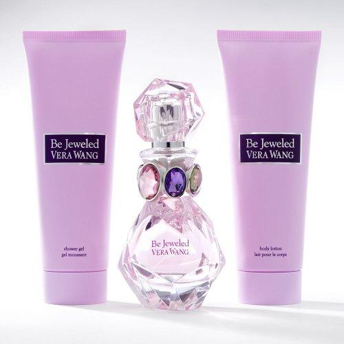 Vera Wang Be Jeweled Fragrance 3 Piece Gift Set