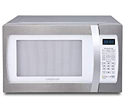 in budget affordable Farberware Professional FMO13AHTPLE 1.3 Cu. Microwave oven 1100W with Fort Intelligent Sensor …
