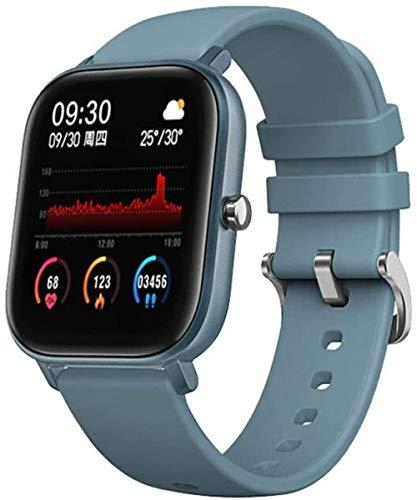 Smart Watch 1 4 pulgadas pantalla táctil completa Fitness Tracker para hombres y mujeres Recordatorio inteligente Monitoreo Bluetooth reloj de lujo