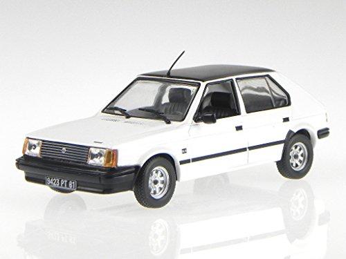 NN Talbot Horizon Weiss Dach schwarz Modellauto 1:43