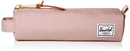 Herschel Settlement Pencil Case, Pink Ash Rose, Classic