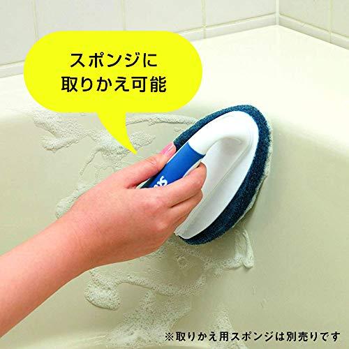 スリーエム(3M)お風呂掃除ブラシハンディMスコッチブライトバスシャインB-554