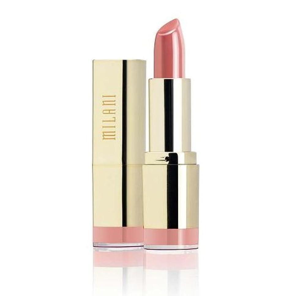 四分円モーション絶対にMILANI Color Statement Lipstick - Nude Creme (並行輸入品)