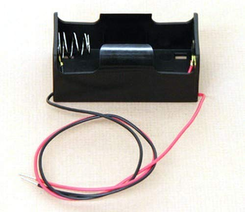 Battery Holder - C Cell with Wire Pack of 10