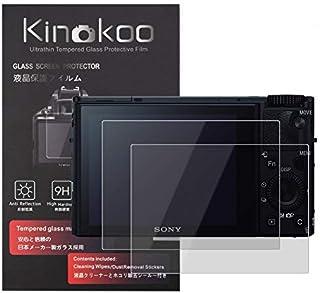 kinokoo 液晶保護フィルム SONY デジタルカメラ サイバーショット DSC-RX100/DSC-RX100M2/DSC-RX100M3/DSC-RX100M4/DSC-RX100M5/DSC-RX100M6/DSC-RX100M7専用...