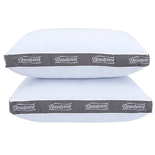 Beautyrest Luxury Spa Comfort Queen Pillow Set of 2