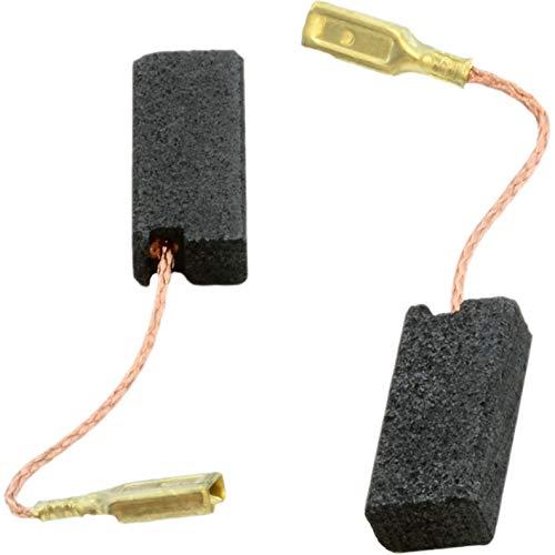 Kohlebürsten für BOSCH GWS 7-125 Schleifer - 5x8x18mm - 2.0x3.1x7.1\'\'