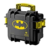 Invicta Batman 3 Slot Grey and Yellow Impact Dive/Collector Case