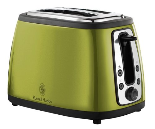 Russell Hobbs 18338-56 Jungle Green Toaster / 900 - 980 Watt