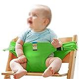 LEZDPP Silla Nueva portátil Multifuncional niño del Asiento de bebé Silla de Comedor de bebé Infantil del bebé Silla de Comedor (Color : A)