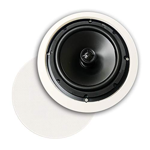 "Why Should You Buy CT Sounds | Bio 8"" in-Ceiling Home Audio Speaker 