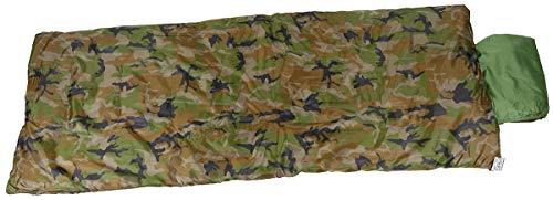 sac de couchage pilote, Israël, 2 couches, Couleur:woodland