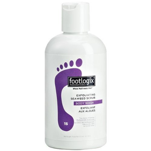 Footlogix Exfoliating Seaweed Scrub Formula 15 (8.45 oz) by Footlogix