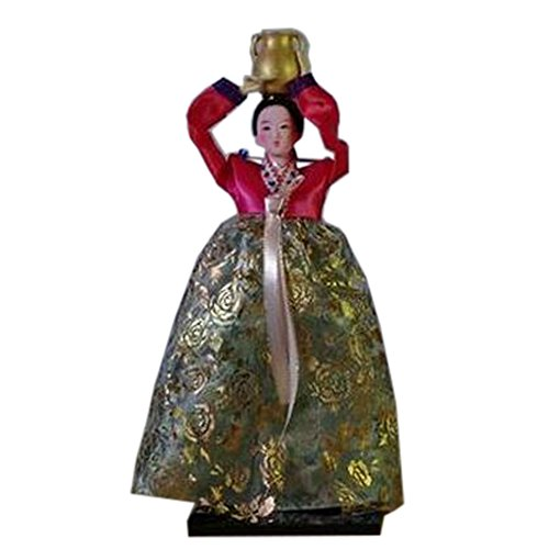 Korean Décoration Doll Ancient Costume Décorations Doll Ameublement Articles, B