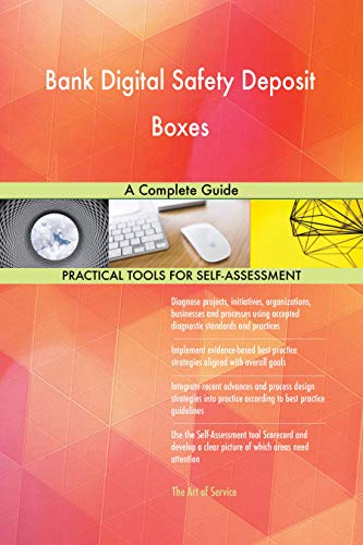 Bank Digital Safety Deposit Boxes A Complete Guide (English Edition)