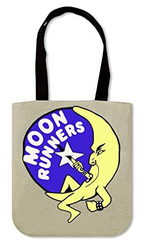ShutUp The Moonrunners Bolsa de lona de compras