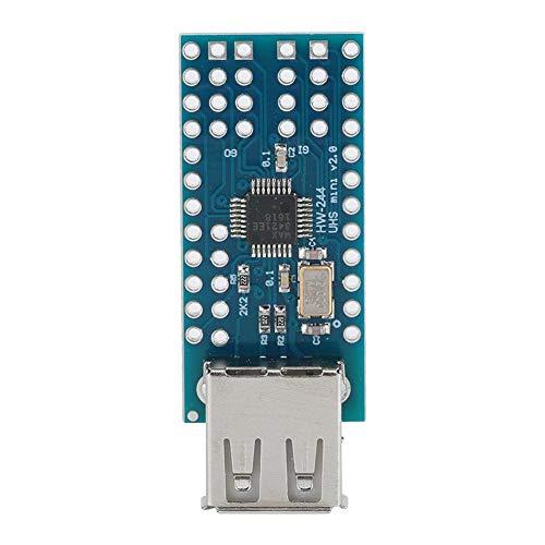 ABS Mini USB Host Shield, professioneller Chipsatz Hochleistungs-SLR-Entwicklungstool für Arduino ADK, für Nexus One Nexus