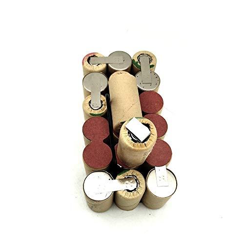 Seilylanka 3000mAh para Einhell 24V NiMH Paquete de baterías CD Accu-Pack BT-CD 24i para autoinstalación Batería para herramientas de batería