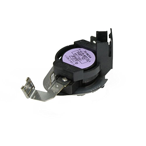 Price comparison product image Whirlpool W8577891 Dryer High-Limit Thermostat and Inlet Thermistor Genuine Original Equipment Manufacturer (OEM) Part