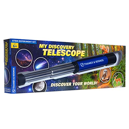 Thames & Kosmos My Discovery Teleskop