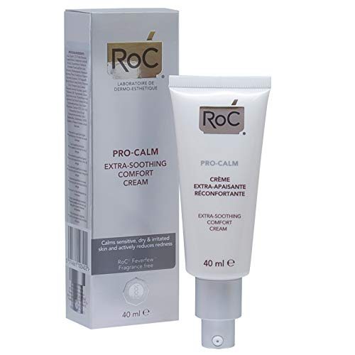 ROC Pro Calm - Crema Calmante, Extra Reconfortante, 40 ml