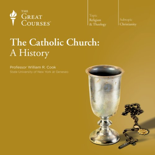 The Catholic Church: A History audiobook cover art