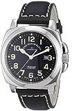 Zeno-Watch Reloj Mujer - Square Pilot Automática - 3554-a1