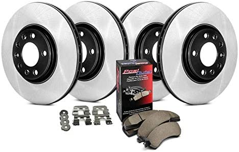 Max 49% OFF Centric - Preferred Award Plain Front and Brake Kit Rear