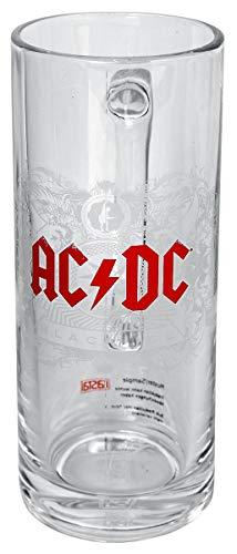 AC/DC Black Ice Bierkrug Standard