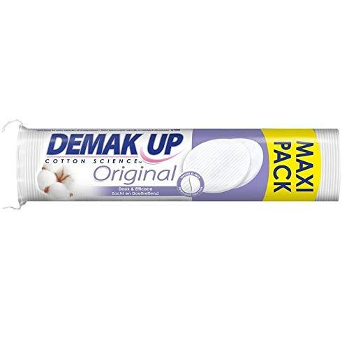 DEMAK'UP - Coton Démaquillant Disques Original 105 Disques