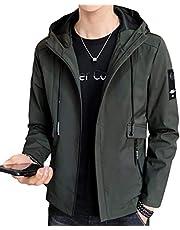EASTEMPO ジャケット メンズ 秋冬 カジュアル ビジネス 防風 おしゃれ 無地 おおきいサイズ