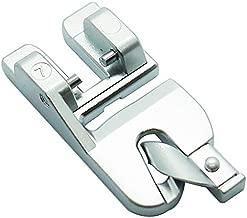 ZIGZAGSTORM 820249096 3mm Rolled Hem Presser Foot with IDT for Pfaff Sewing Machine ALT : 98-694818-00, 3820284-096,820284096,820249096