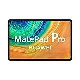 HUAWEI MatePad Pro - Tablet de 10.8' FullHD (WiFi, 6GB de RAM, 128GB de ROM, EMUI 10.0, Huawei Mobile Services), Color Gris