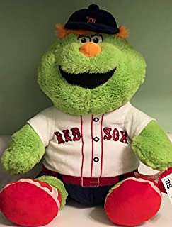 red sox wally plush