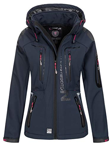Geographical Norway Tassion - Chaqueta para mujer...