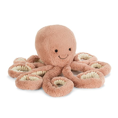 Jellycat Odell Octopus Little - Peluche, L