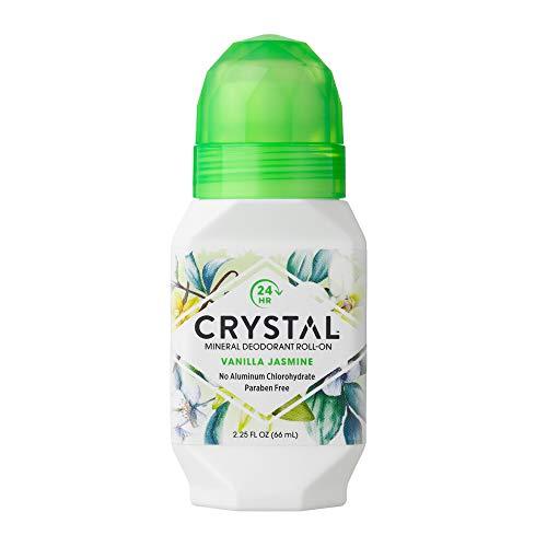 Crystal Deodorants Crystal Essence Roll On Vanilla Jasmine 2.25 Oz