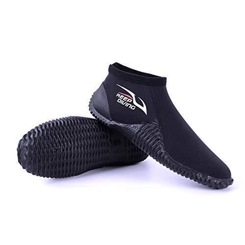 Botas de neopreno para hombre y mujer, deportivas, antideslizantes, para barco descalzo