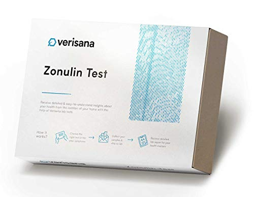 Zonulin Stool Test – Determine Leaky Gut Syndrome –...