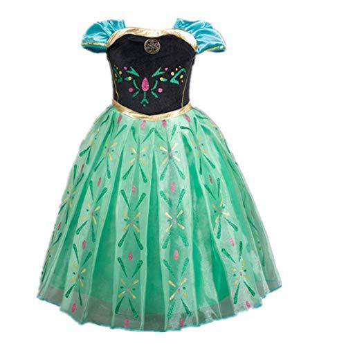 Disfraz de princesa para niñas, disfraz de Halloween