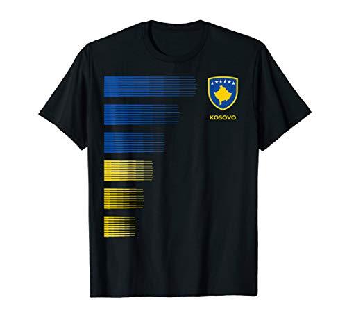 Kosovo Soccer Jersey - Kosovar Albanian Football T-Shirt