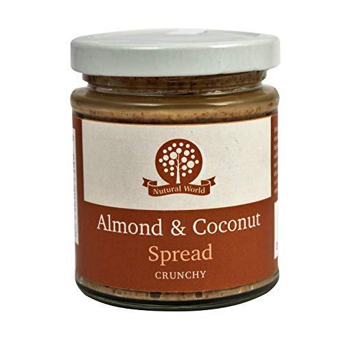 Nutural World - Pâte croustillante à l'Amande et Noix de coco (170g)