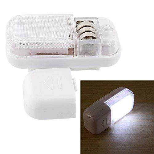 Haihuic Batterie Automatisch Magnetischer Sensor Drahtloses LED-Licht Schublade Lampe schließen