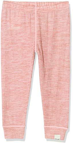 CeLaVi Baby Leggings/Hose in Weicher Wolle Pantalon, Rose (Rosa), 52 (Taille Fabricant: 50) Mixte bébé